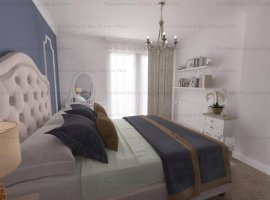 Apartament 2 camere 51 mp 3/4 Gheorgheni