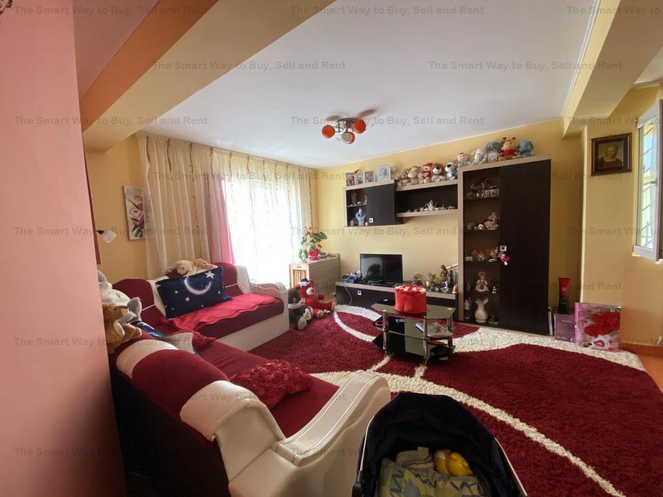 Apartament 2 camere mobilat 63 mp Manastur