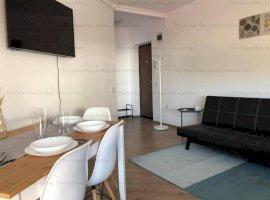 Apartament 3 camere mobilat/utilat NOU Dambul Rotund