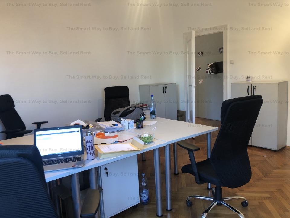Spatiu birou in casa 100 mp Centru