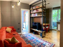 Apartament 2 camere mobilat nou Centru