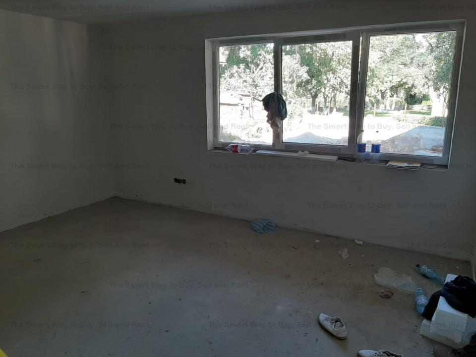 Apartament 3 camere bloc nou cu gradina Marasti