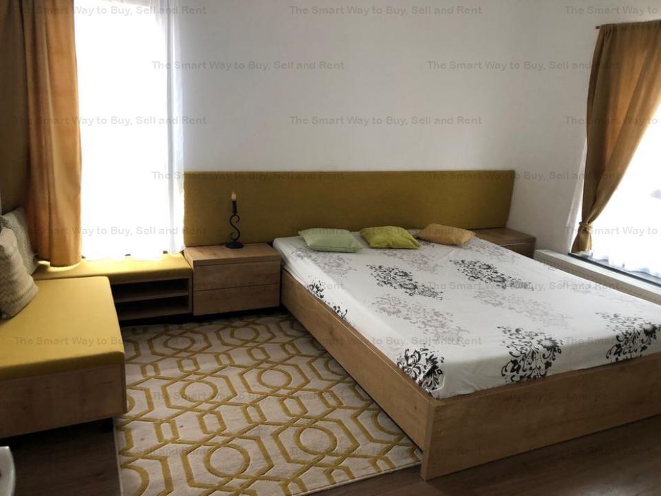 Apartament 2 camere, bloc nou, cu gradina