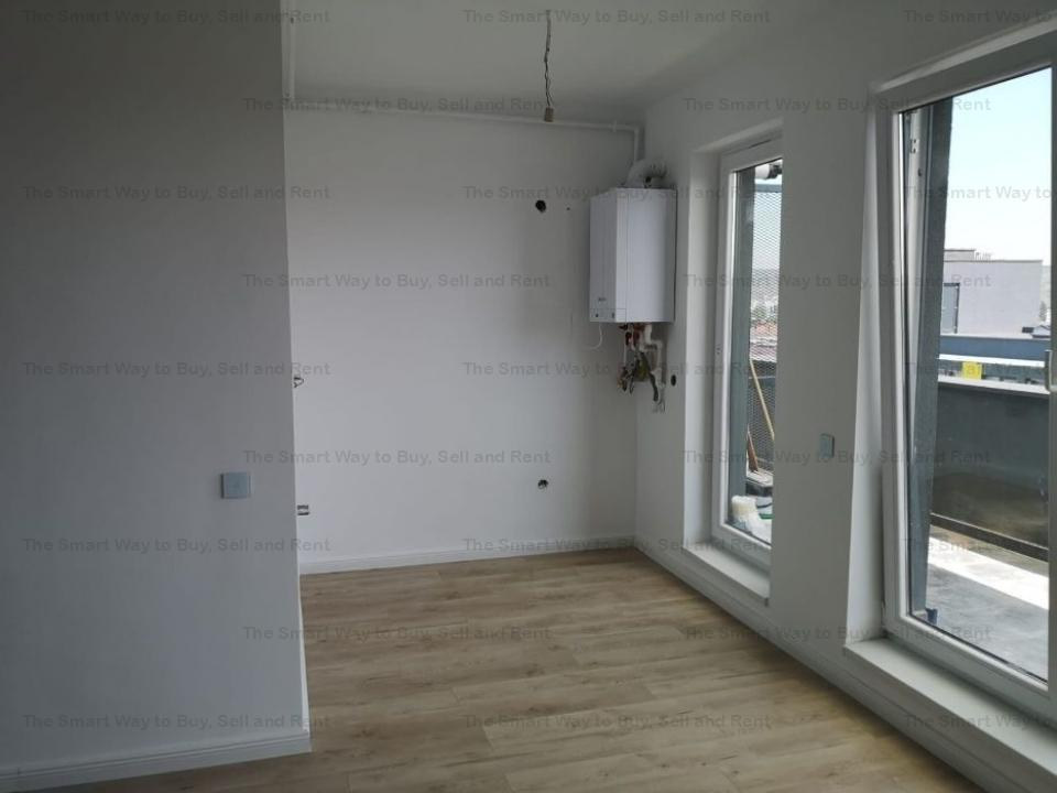 Apartament 2 camere finisat in Centru