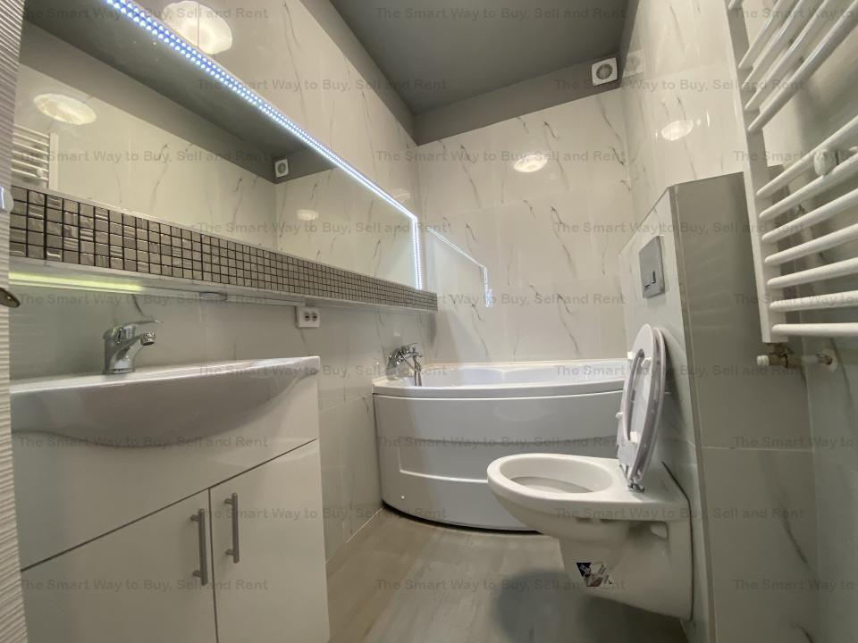 Apartament 3 camere NOU cu garaj Marasti