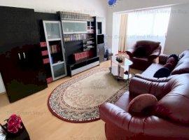 Apartament 3 camere 65 mp finisat/mobilat Marasti zona Farmec