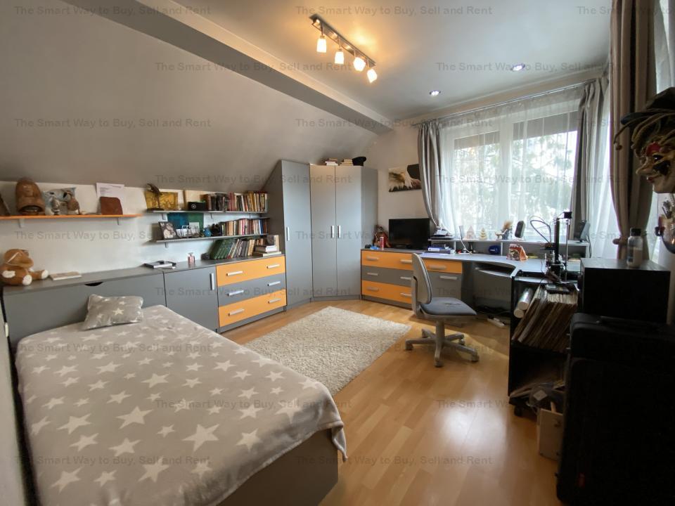Casa individuala 360mp Marasti pretabil si birou