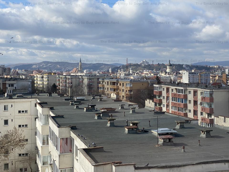 Apartament 4 camere decomndat 100mp Gheorgheni Titulescu