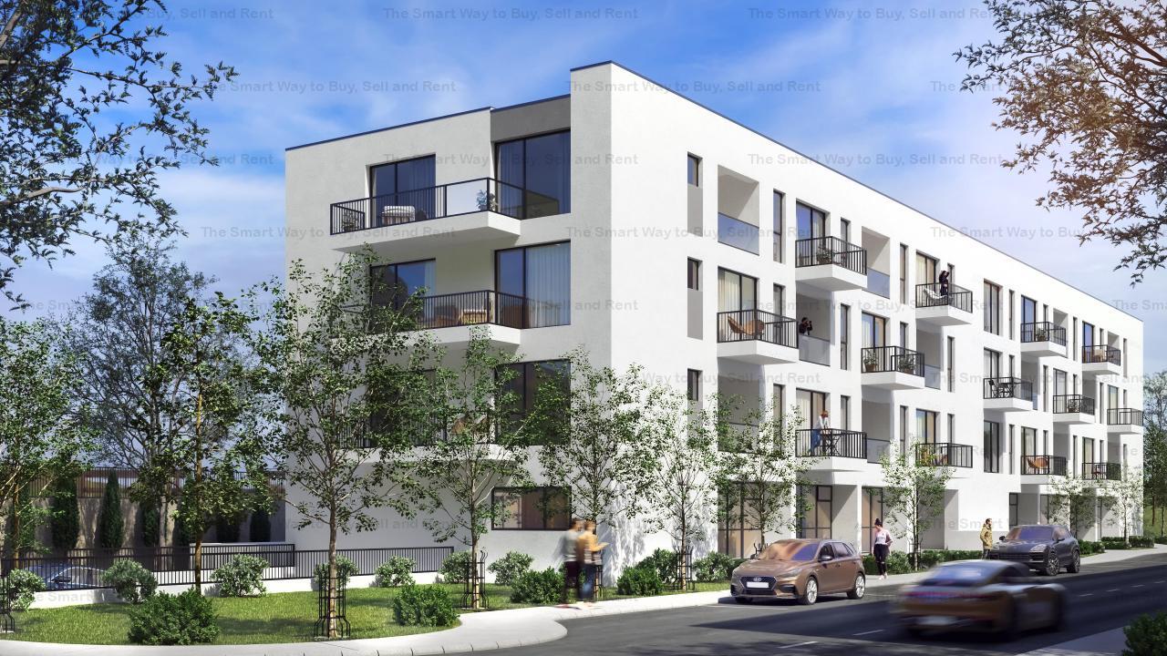 Apartament 1 camera BLOC NOU Zorilor tva si parcare subterana inclusa