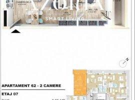 Apartament cu 2 camere, EXCLUSIVITATE 0% COMISION
