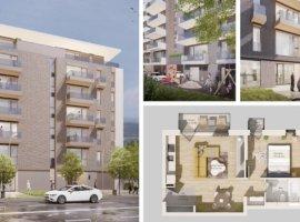 Apartament 3 camere 72mp bloc nou Centru
