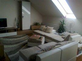 Apartament 3 camere mobilat/utilat Buna Ziua