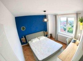 Apartament dormitor+living nou Gheorgheni