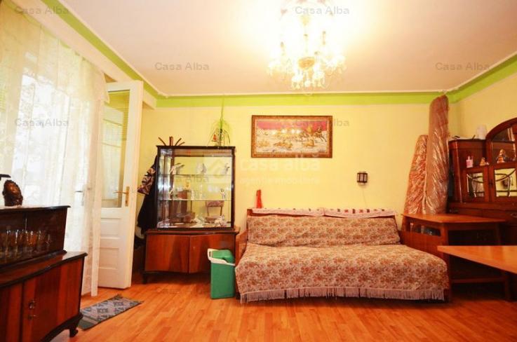 Copou - Codrescu, 2 camere cu balcon, etaj 1