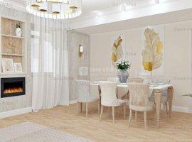 Apartament premium cu 5 camere, pentru familii fericite