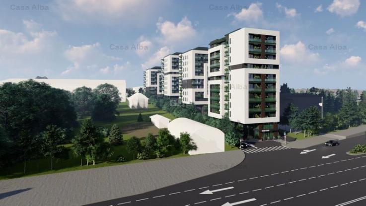 Pacurari - rond Proges, penthouse pe doua niveluri