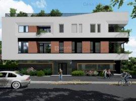 Tudor Vladimirescu - Bucsinescu, apartamente moderne cu 2 camere