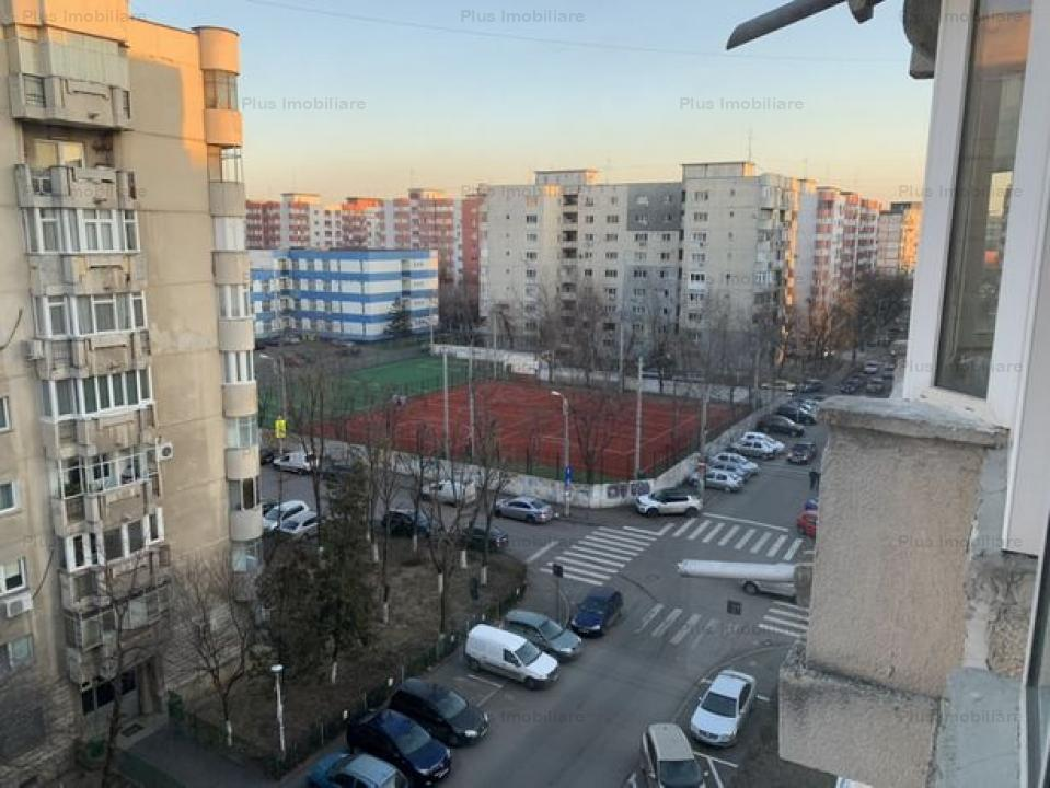 Apartament 3 camere mobilat complet situat in zona 13 Septembrie