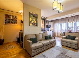 Apartament 3 camere lux in Complex City Light-Pipera