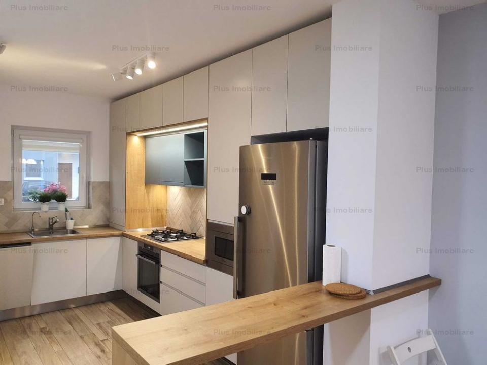 Vila de 4 camere mobilata si utilata in Complex Avangarde Forest 6-Pipera