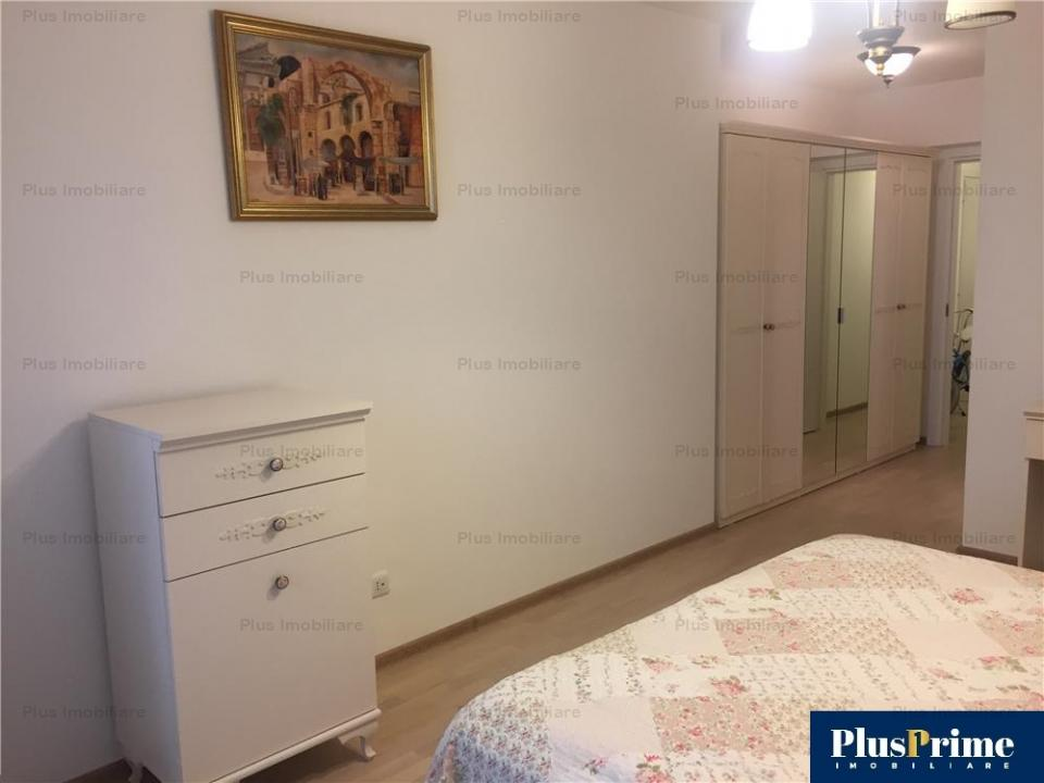 Apartament 4 camere complet mobilat situat in Complex Park Residence