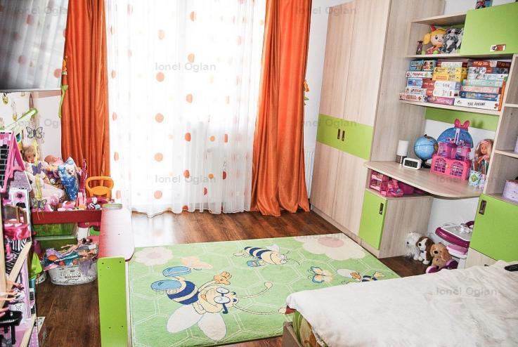 Apartament 80 mp utili, etaj intermediar, mobilat, Selimbar