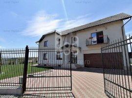 Vila impresionanta, 400 mp utili, 901 mp teren Selimbar zona deosebita