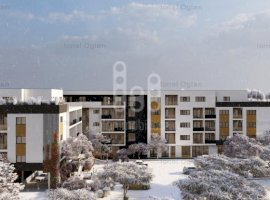 Apartament 2 camere, decomandat, Turnisor