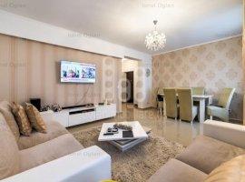 Apartament de Lux 3 Cam, 2 Bai, Curte Privata, Parcare, Selimbar