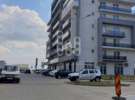 Spatiu comercial 57 mp cu vitrina, zona cu vad comercial Doaman Stanca
