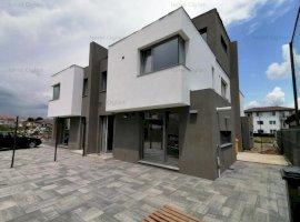 Casa tip quadruplex cu 100 mp utilii - zona Pictor Brana   Selimbar