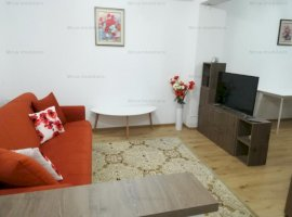 Apartament 2 camere, mobilat si utilat, zona 9 Mai