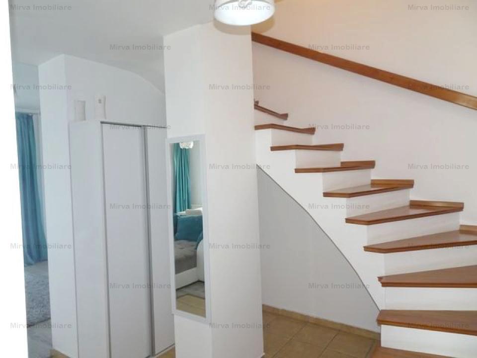 Vila 4 camere, complet mobilata si utilata, in cartier rezidential