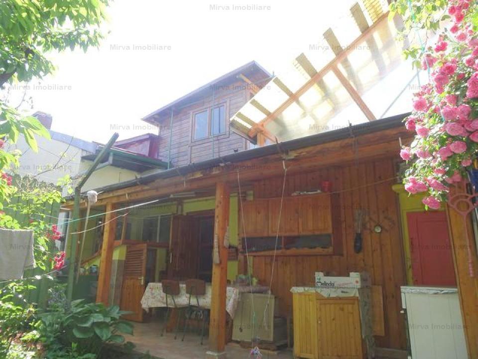 Casa 9 camere, arhitectura deosebita, curte interioara, zona Cantacuzino