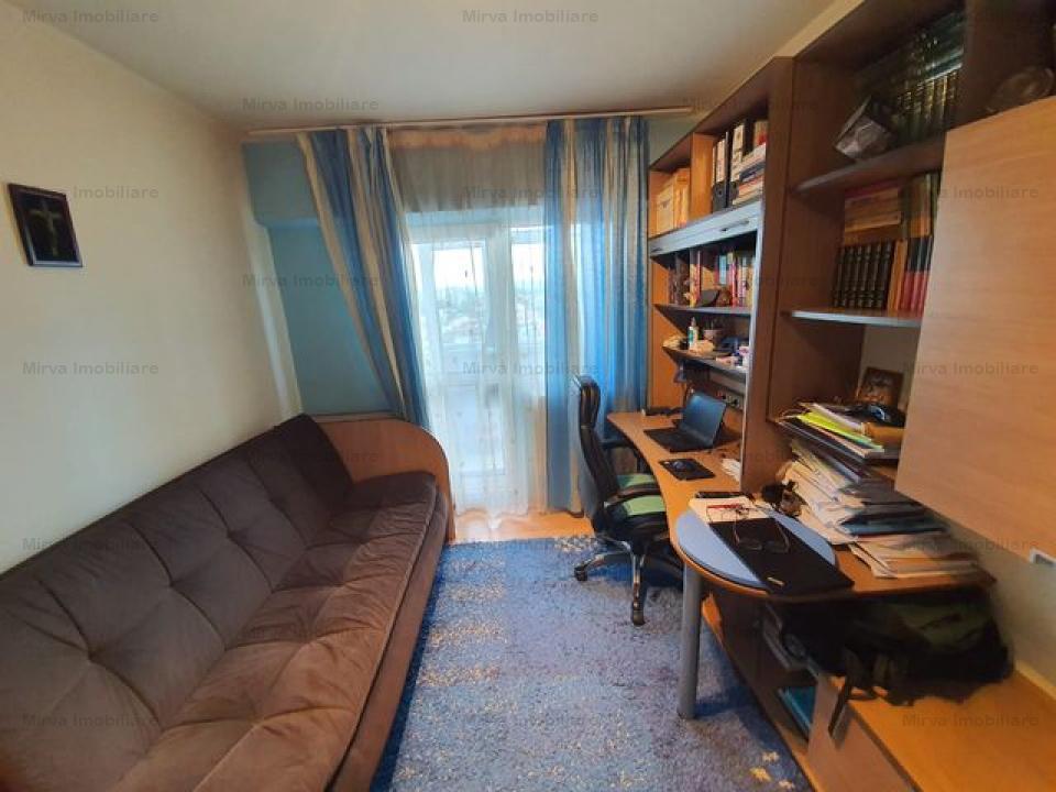 Vanzare apartament 4 camere, mobilat si utilat, zona Gheorghe Doja