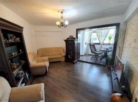 Vanzare apartament 3 camere, semi-mobilat si utilat, zona Elena Doamna