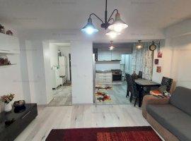 Apartament 3 camere, mobilat si utilat de lux, doua bai, zona Cantacuzino