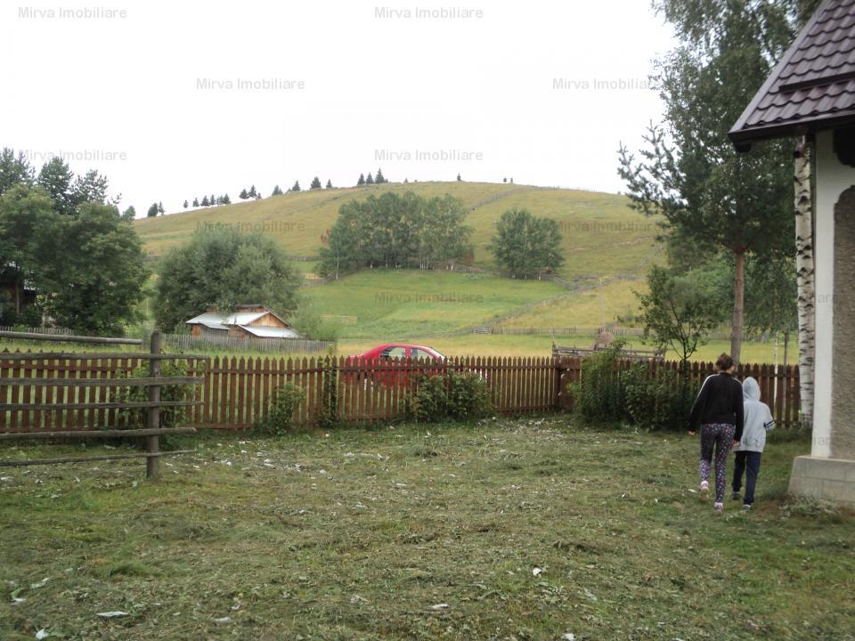 Vanzare teren intravilan, zona Saru Dornei