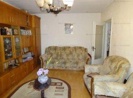 Apartament 3 camere, mobilat si utilat, zona Paltinis