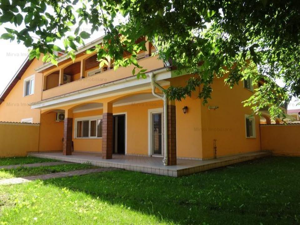 Vanzare casa 5 camere, mobilata si utilata, in Bucov