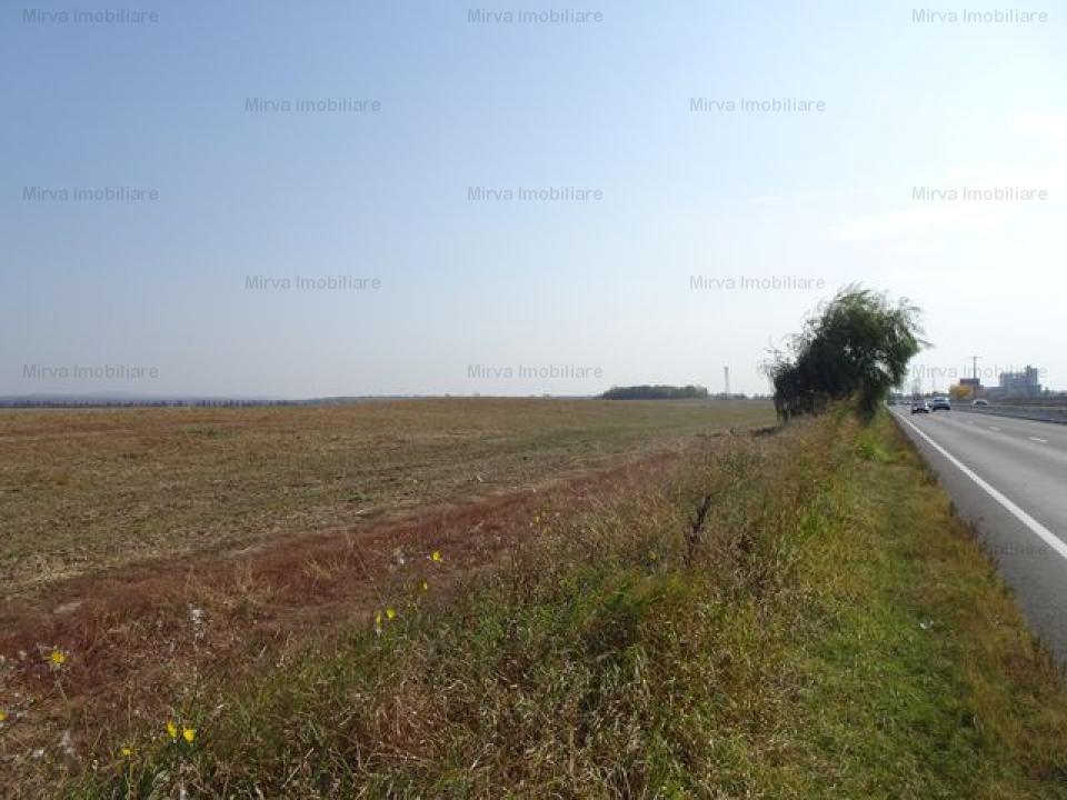 Vanzare teren extravilan zona Movila Vulpii