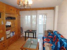Apartament 2 camere, decomandat, 2 balcoane, zona Republicii