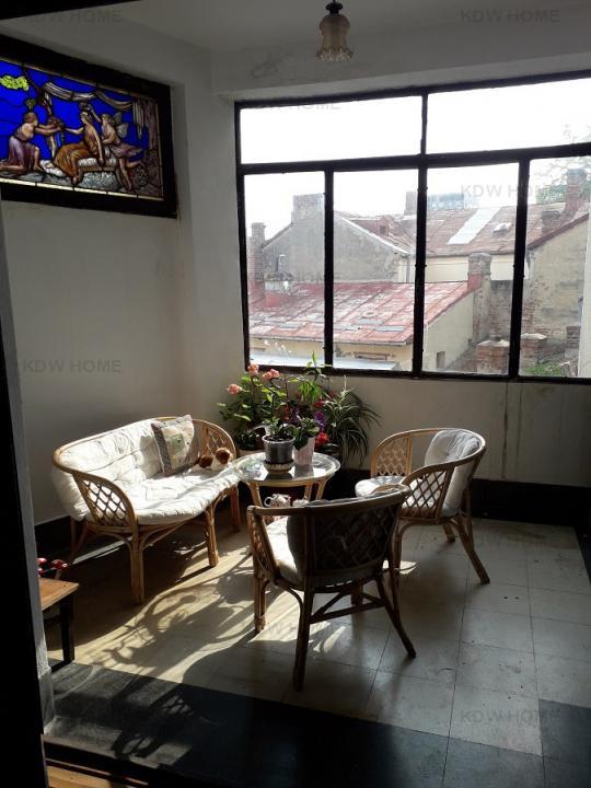 CASA-VILA-CAROL I-MANTULEASA, Apartament 2 camere