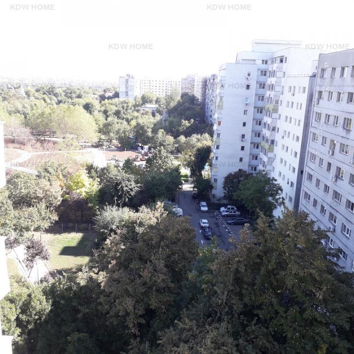 Sos Morarilor, apartament cu vedere parc