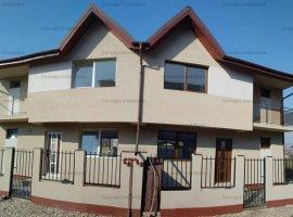 Duplex Bragadiru 4 cam 103mp utili teren 156mp (Bulgaru)