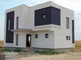 FARA COMISIOANE casa model Mediteranian cu 4 camere 3 bai LA CHEIE