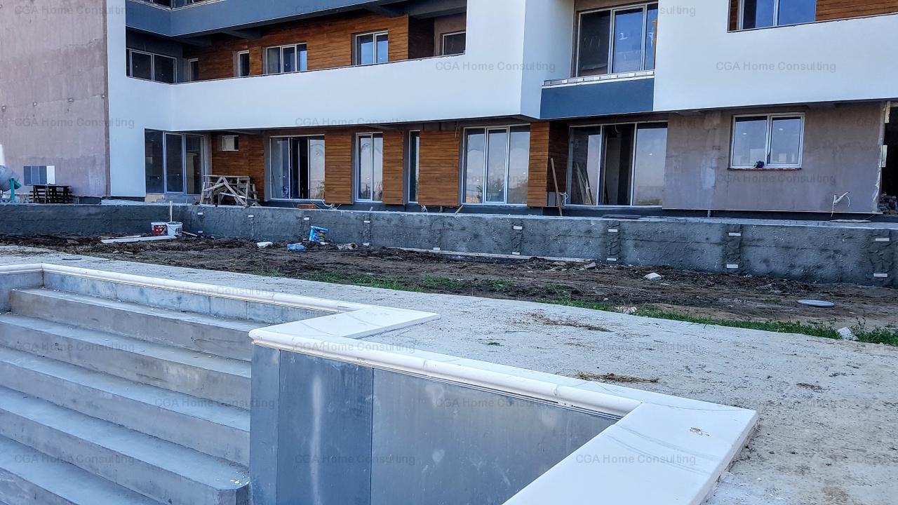 Complex cu piscina exterioara! Apartamente spatioase de la 99.000E + TVA!!