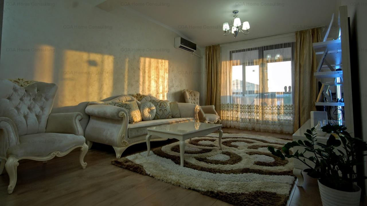 Apartament 3 camere, 85 mp, Bucurestii Noi, 118.900 EUR