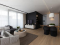 Uniquely Private and Luxuriously Equipped Flat in Cortina Residence Bucharest