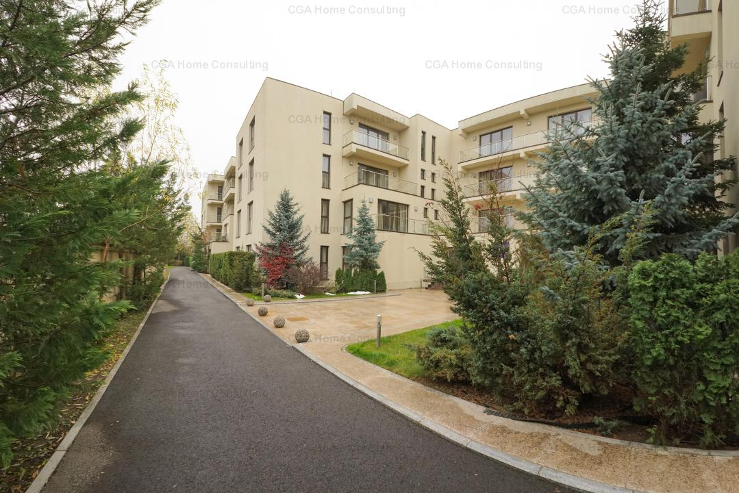 Apartament de vanzare 3 camere, terasa 13 mp si loc parcare Otopeni